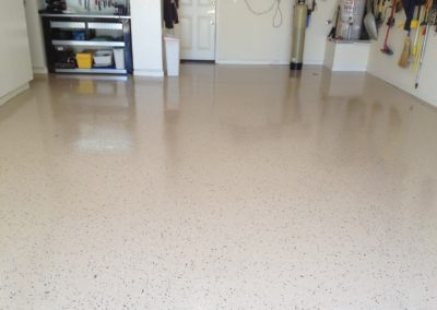 Residential-epoxy-broadcast-chip-garage-0