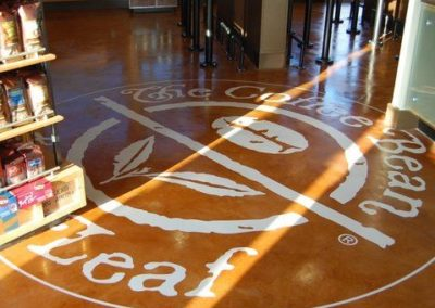 commercial-stained-concrete-logo-coffee-bean