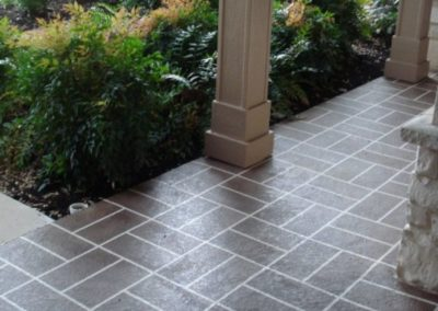 residential-concrete-acrylic-coating-brick-pattern