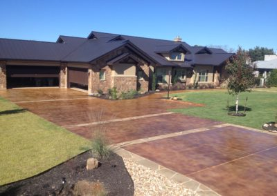 residential-stained-concrete-driveway-custom-build-4