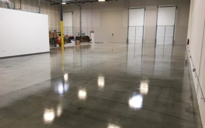 What is the benefit of Sealed Concrete?